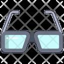 Eyeglasses Spectacles Sunglasses Icon