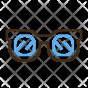 Eyeglasses Eye Summer Icon