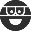 Eyeglasses Beard Px Icon
