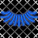 Eyelash Icon