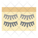 Eyelash Curler Lashes Icon