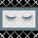 Eyelashes Icon