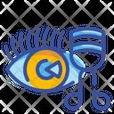 Eyelashes Curler Beauty Icon