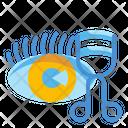 Eyelashes Curler Eyes Icon