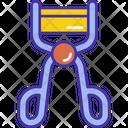 Eyelashes Curler Icon