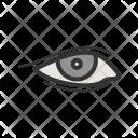 Eyeliner Eye With Icon