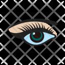 Eyeliner Eye Icon