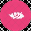 Eye With Eyeliner Icon