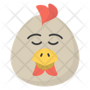 Egg Emoji Emoticon Emotion Icon
