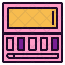 Eyeshadow Palettes Set Icon