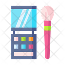 Eyeshadow Makeup Brush Icon