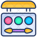 Beauty Cosmetic Eyeshadow Icon