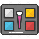 Eyeshadow Palette Icon
