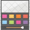 Eyeshadows Eyeshadow Kit Icon