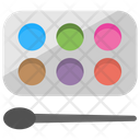 Eyeshadows Palette Icon