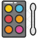Eyeshadows Palette Icon