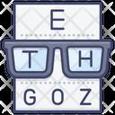 Eye Vision Optometry Icon