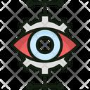 Eyesight Focus Imagination Icon
