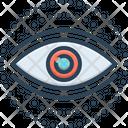 Eyesight See Eyeball Icon