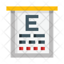 Eyesight Check Icon