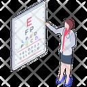 Eyesight Test Icon