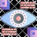 Eyetap Retina Scan Icon