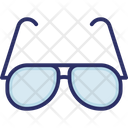 Eyewear Goggles Shades Icon