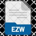 Ezw File Icon