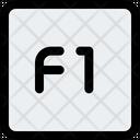 F Icon