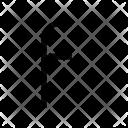 F Alphabet Symbol Icon