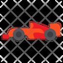 F Car Racing Sport Icon