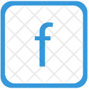 Key F Letter Icon