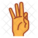 F Sign Icon