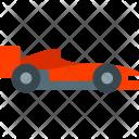 F 1 Car Icon