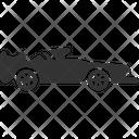 Car F 1 Race Icon