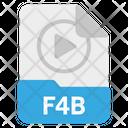 F 4 B File Icon