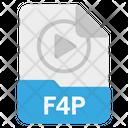 F 4 P File Icon