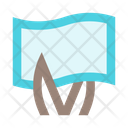 Sew Sewing Fabric Icon