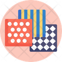 Fabric Tailor Textile Icon