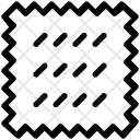 Fabric Sample Design Icon