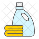 Fabric Laundry Liquid Icon