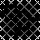 Fabric Molecules Icon