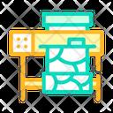 Fabric Printer Icon
