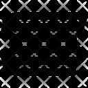 Fabric Rolls Icon