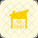 Fabric Warehouse Boxes Fabric Warehouse Warehouse Icon