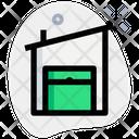 Fabric Warehouse Open Fabric Warehouse Warehouse Icon