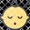 Face Sleep Sleeping Icon