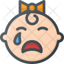 Face Cry Crying Icon