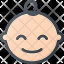 Face Smile Boy Icon