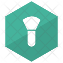 Face Brush Makeup Icon